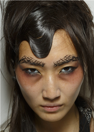 Yohji Yamamoto Spring 2015