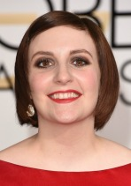 Lena-Dunham-2015-Golden-Globes-bad-makeup
