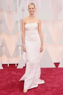 Karolina Kurkova 87th Annual Academy Awards - Arrivals